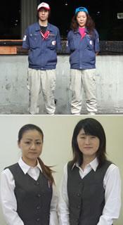 株式会社鈴与カーゴサービス様 作業服・制服